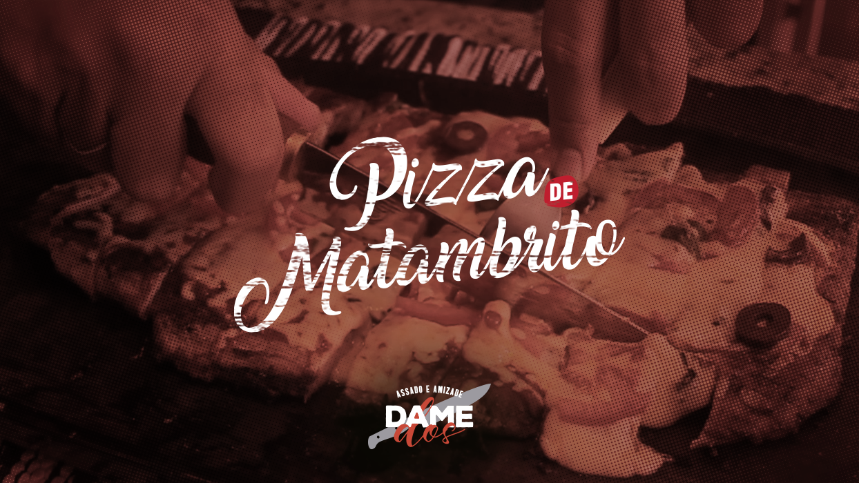 pizza de matambre
